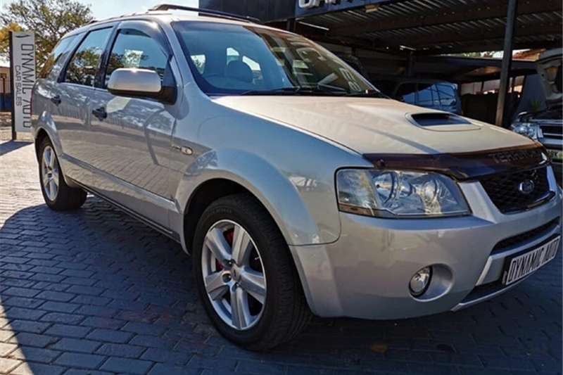 Ford Territory 4.0 ST 2009