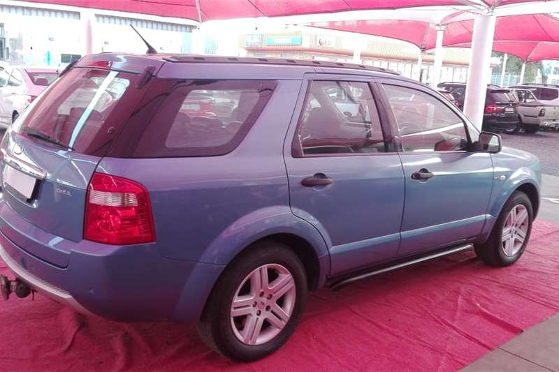Ford Territory 4.0 TX 2005