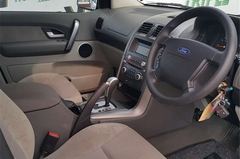 Ford Territory 4.0 TX 2006