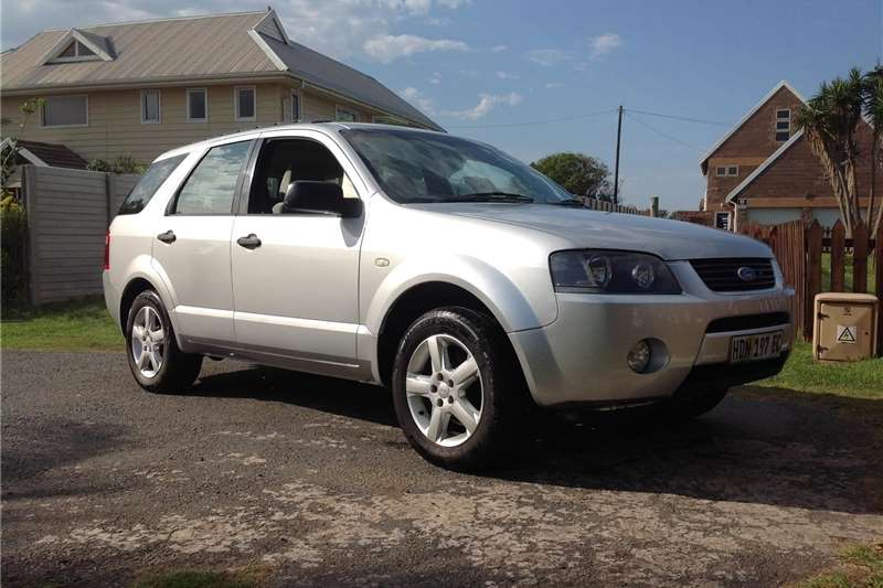 Ford Territory 4.0 TX 2007