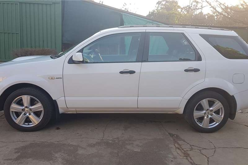 Used 0 Ford Territory