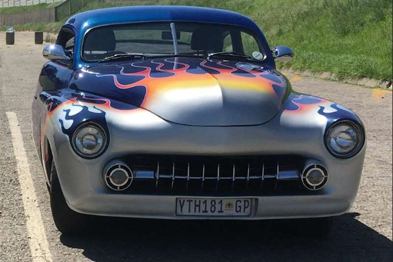 Ford Thunderbird 1949