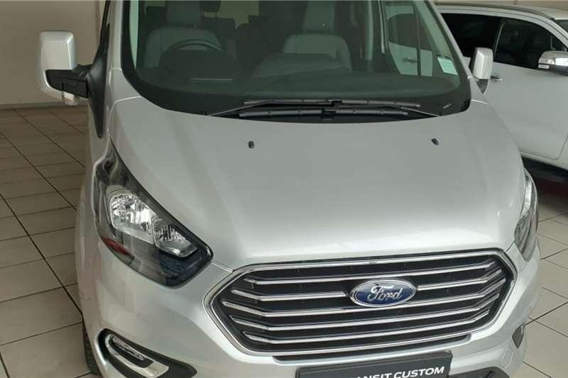 Ford Tourneo 2.2TDCI LTD 6 MT 2020
