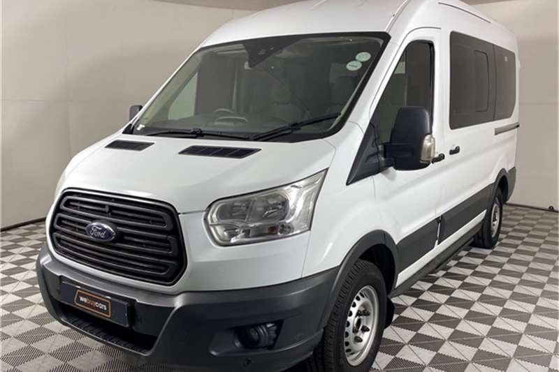 Used 2016 Ford Tourneo 2.2TDCi MWB 12 seat