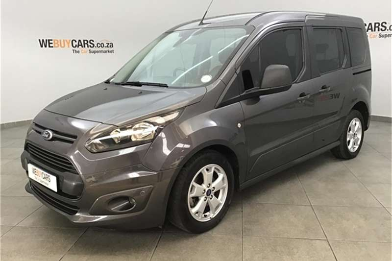 Ford Tourneo Connect 1.0T Trend 2016