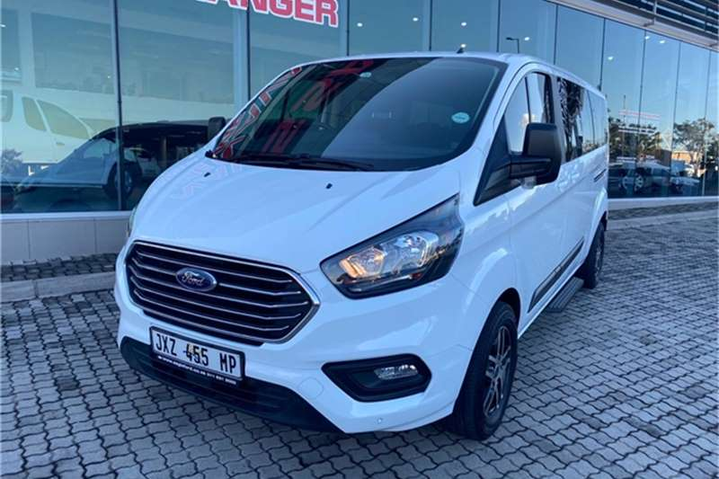 Ford Tourneo Custom 2.2TDCi  AMBIENTE LWB 2019