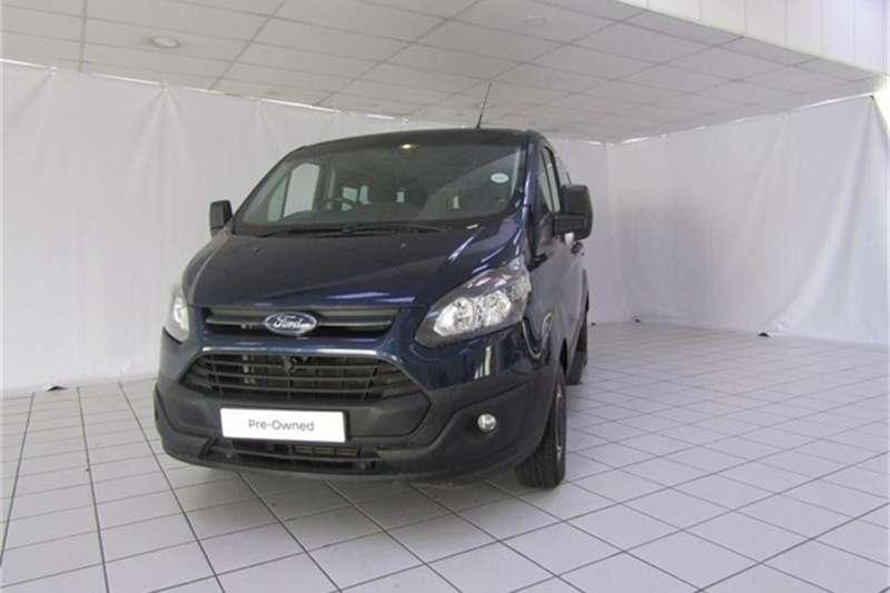Ford Tourneo Custom 2.2TDCi LWB Ambiente 2013