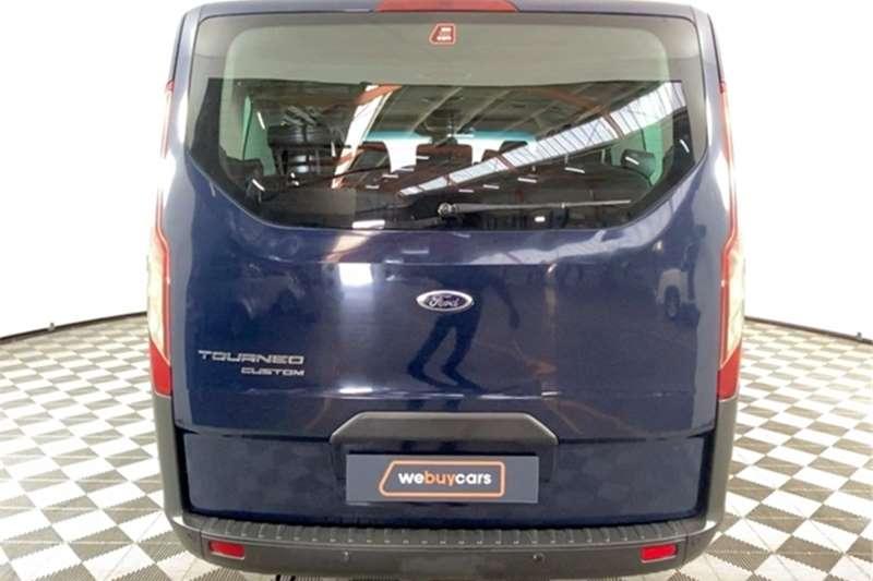 2013 Ford Tourneo Custom Tourneo Custom 2.2TDCi LWB Ambiente