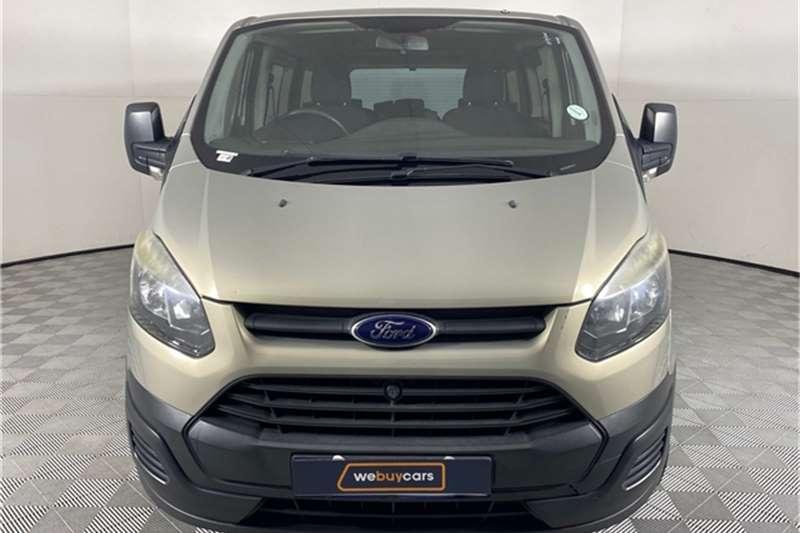 Used 2013 Ford Tourneo Custom 2.2TDCi LWB Ambiente