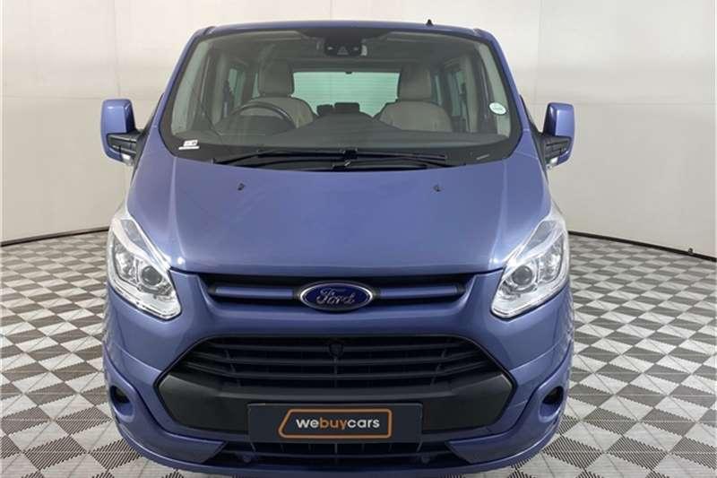 2016 Ford Tourneo Custom Tourneo Custom 2.2TDCi LWB Ambiente