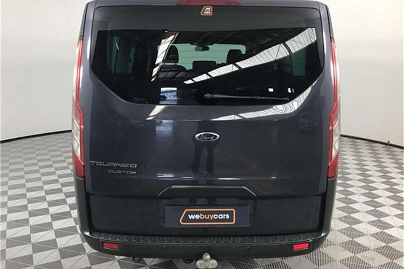 Ford Tourneo Custom 2.2TDCi LWB Trend 2013