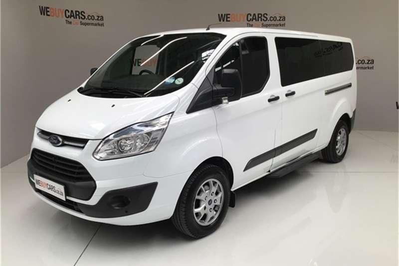 Ford Tourneo Custom 2.2TDCi LWB Trend 2014