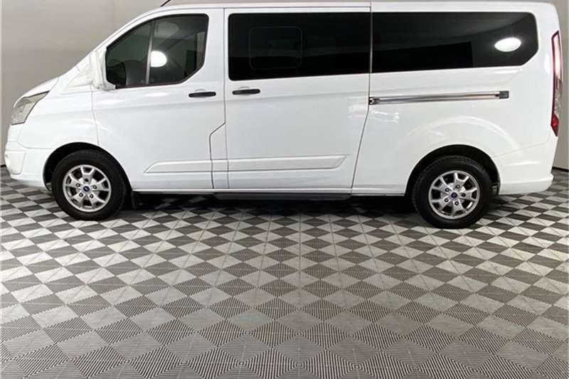 2014 Ford Tourneo Custom Tourneo Custom 2.2TDCi LWB Trend