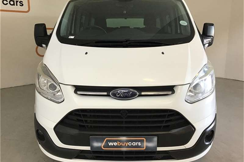 Ford Tourneo Custom 2.2TDCi LWB Trend 2015