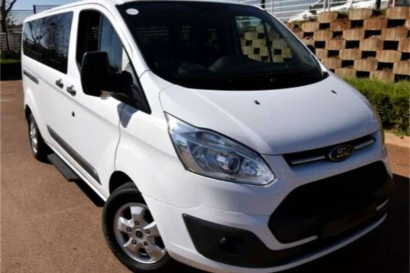 Ford Tourneo Custom 2.2TDCi LWB Trend 2017
