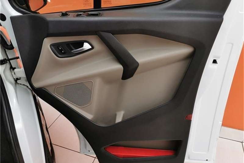 Ford Tourneo Custom 2.2TDCi LWB Trend 2017