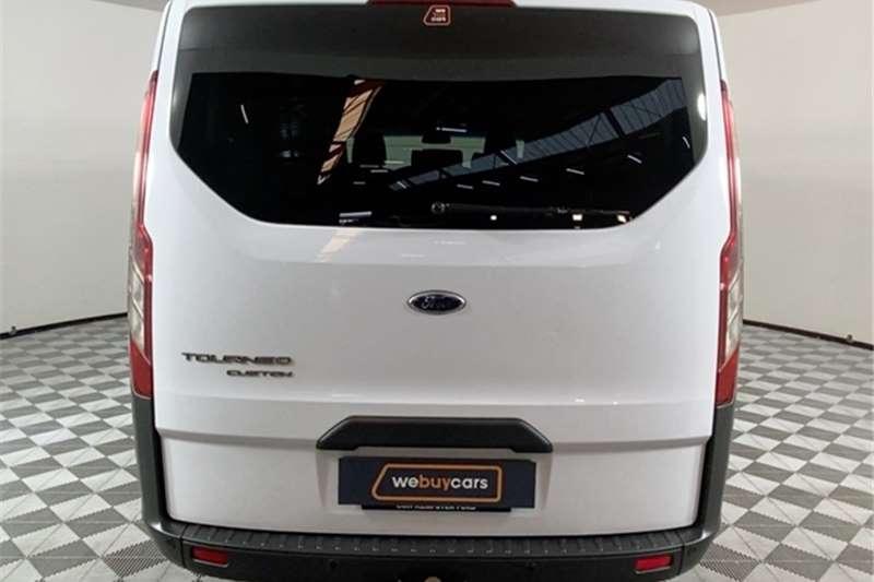 2018 Ford Tourneo Custom Tourneo Custom 2.2TDCi LWB Trend