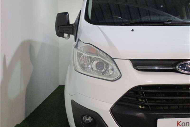 Ford Tourneo Custom 2.2TDCi LWB Trend 2019