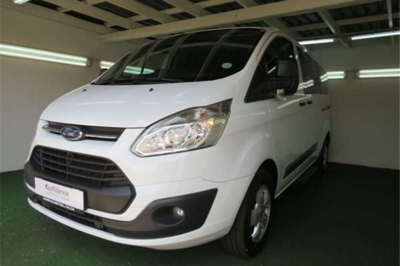 Ford Tourneo Custom 2.2TDCi LWB Trend 2019