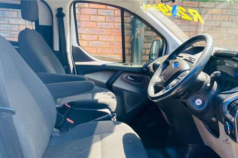 Used 2013 Ford Tourneo Custom 2.2TDCi SWB Ambiente