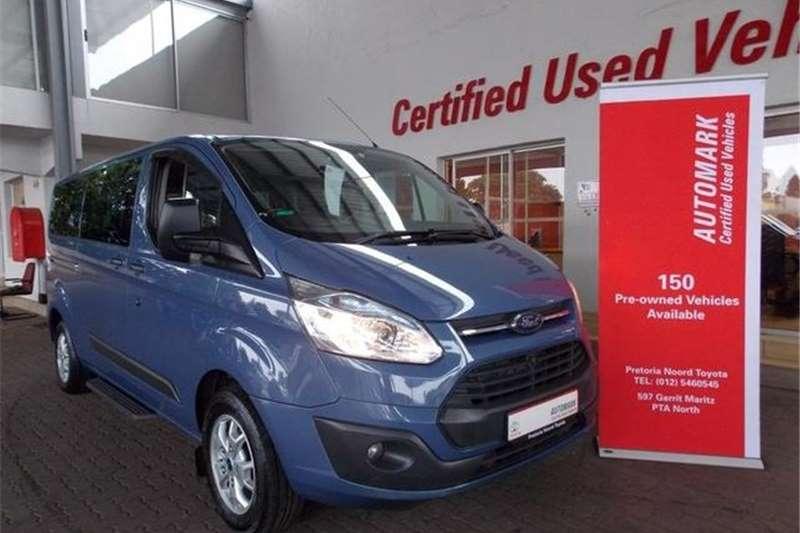 Ford Tourneo Custom 2.2TDCi SWB Ambiente 2014