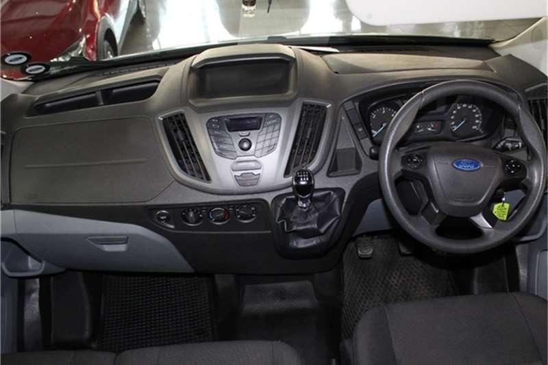 Ford Tourneo Custom 2.2TDCi SWB Ambiente 2016
