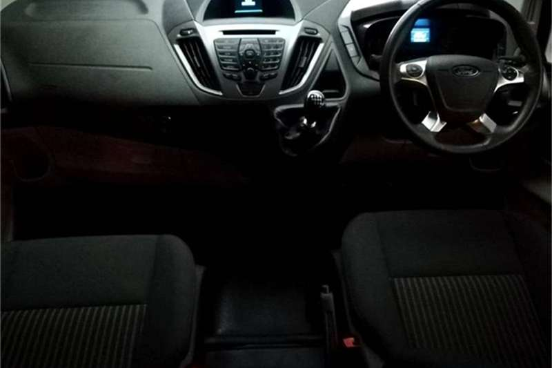 Ford Tourneo Custom 2.2TDCi SWB Ambiente 2017