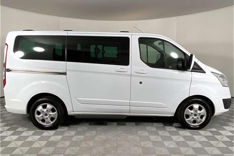 Used 2015 Ford Tourneo Custom 2.2TDCi SWB Limited