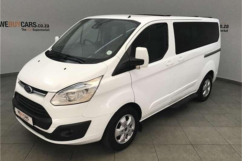 Ford Tourneo Custom 2.2TDCi SWB Limited 2016