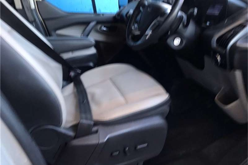 2016 Ford Tourneo Custom Tourneo Custom 2.2TDCi SWB Limited
