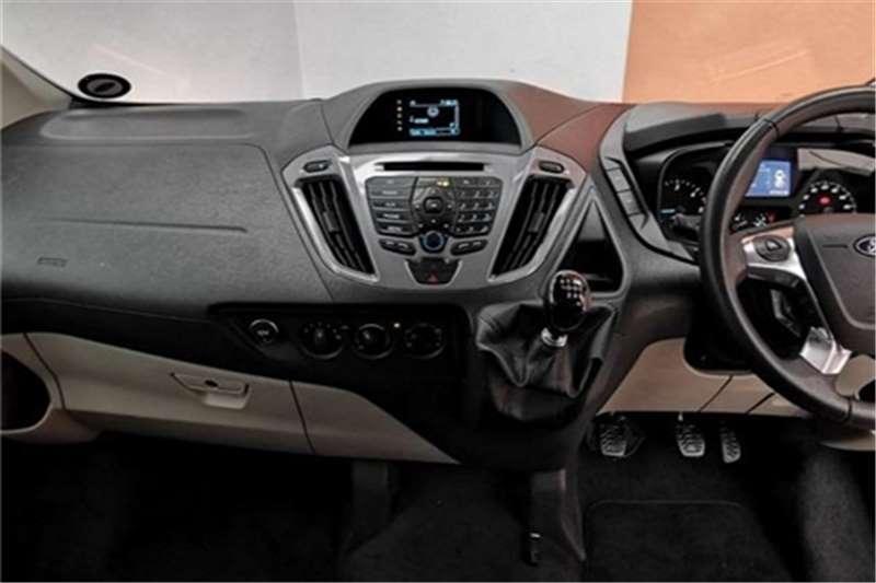 Used 2016 Ford Tourneo Custom 2.2TDCi SWB Limited