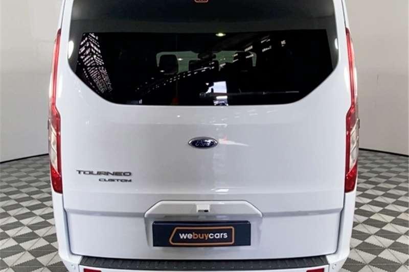 2018 Ford Tourneo Custom Tourneo Custom 2.2TDCi SWB Limited