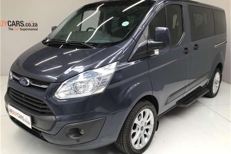 Ford Tourneo Custom 2.2TDCi SWB Trend 2013