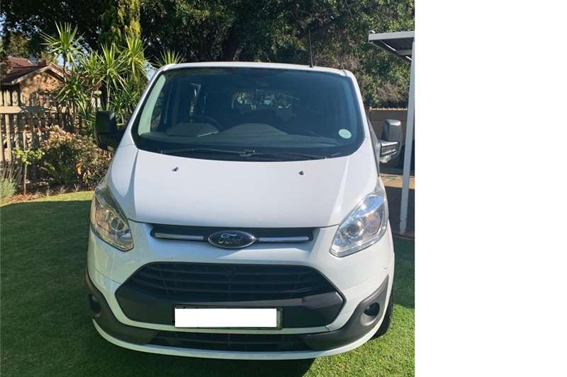 Ford Tourneo Custom 2013