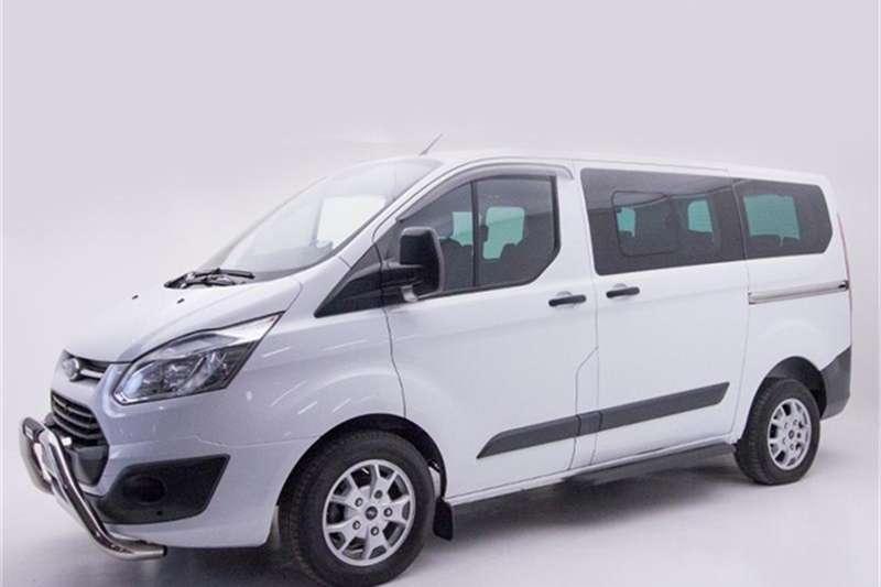2014 Ford Tourneo Custom 2.2TDCi LWB Ambiente