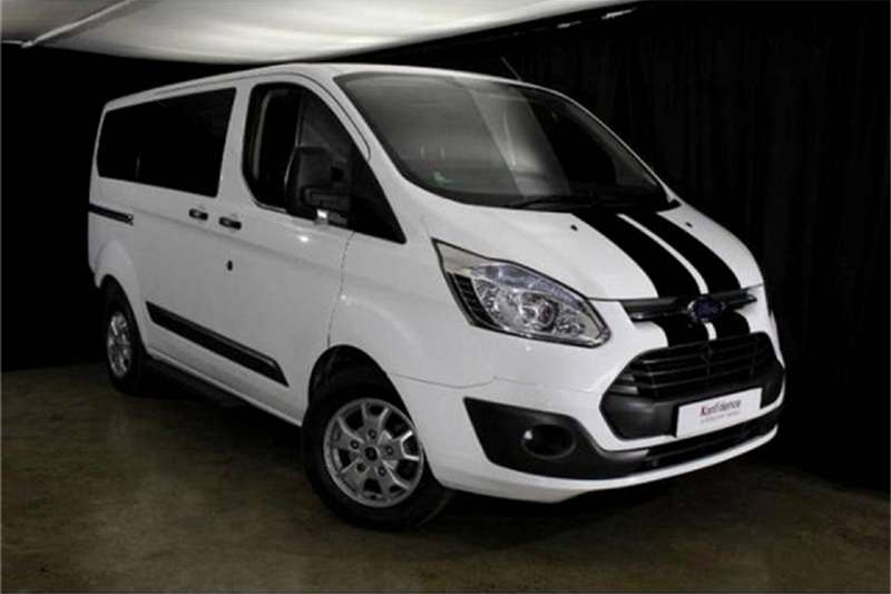 2014 Ford Tourneo Custom 2.2TDCi SWB Trend