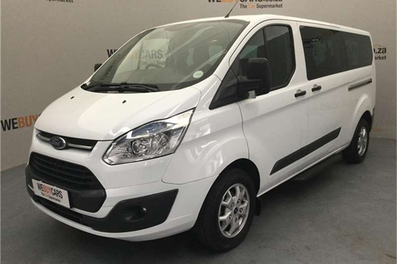 2014 Ford Tourneo Custom 2.2TDCi LWB Trend