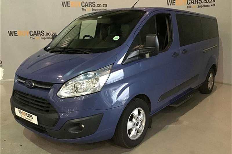 2015 Ford Tourneo Custom 2.2TDCi SWB Trend