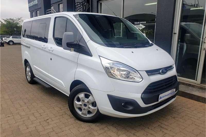 2015 Ford Tourneo Custom 2.2TDCi SWB Limited