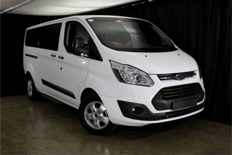 2018 Ford Tourneo Custom TOURNEO CUSTOM 2.2TDCi  TREND LWB (92KW)