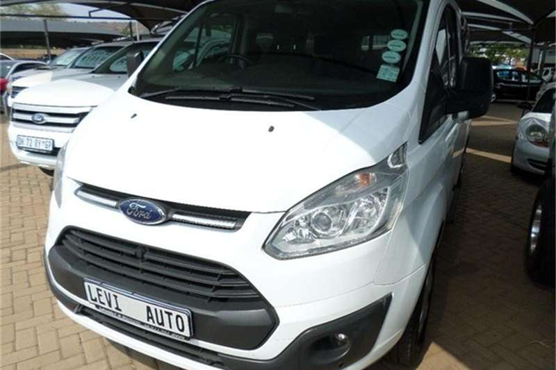 2017 Ford Tourneo Custom 2.2TDCi LWB Trend