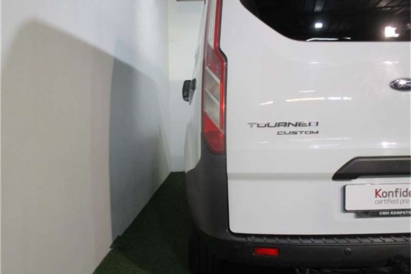 2019 Ford Tourneo Custom TOURNEO CUSTOM 2.2TDCi  TREND LWB (92KW)
