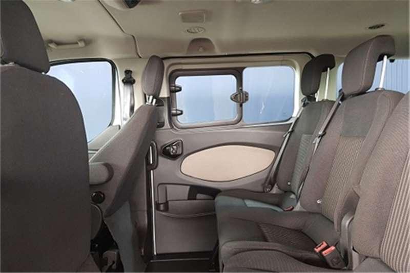 2018 Ford Tourneo Custom 2.2TDCi SWB Ambiente