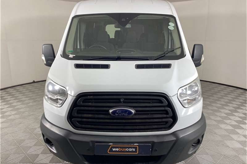 2016 Ford Tourneo