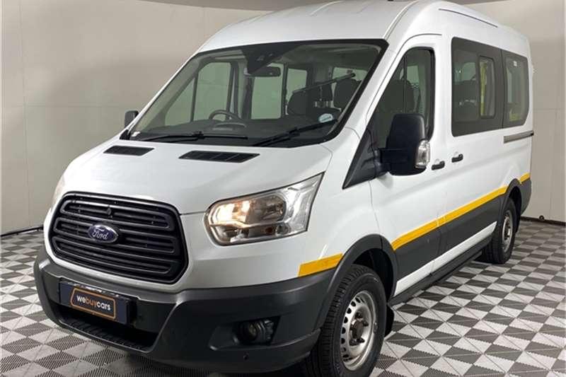 2015 Ford Transit Transit 2.2TDCi 92kW MWB chassis cab