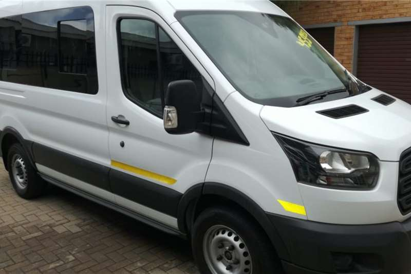 Ford Transit 2.2TDCi 92kW MWB chassis cab 2018