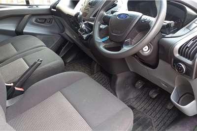 Used 2015 Ford Transit 2.2TDCi 92kW MWB panel van