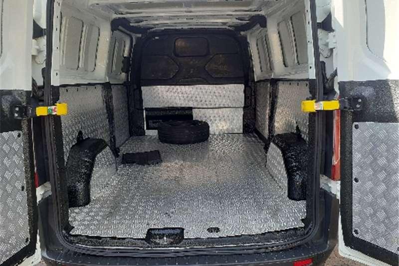 Used 2015 Ford Transit 2.2TDCi 92kW MWB panel van (aircon)