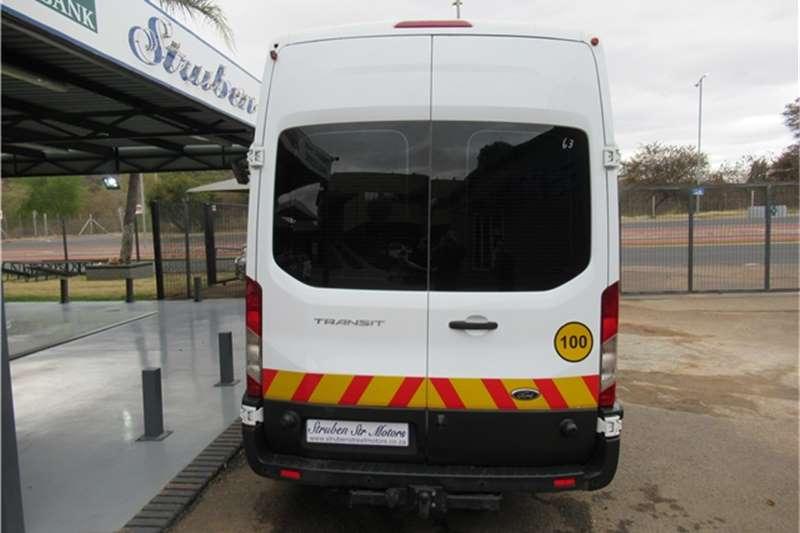Ford Transit 2.2TDCI ELWB 114KW 18 SEATER ONLY 136652KM FSH 2015