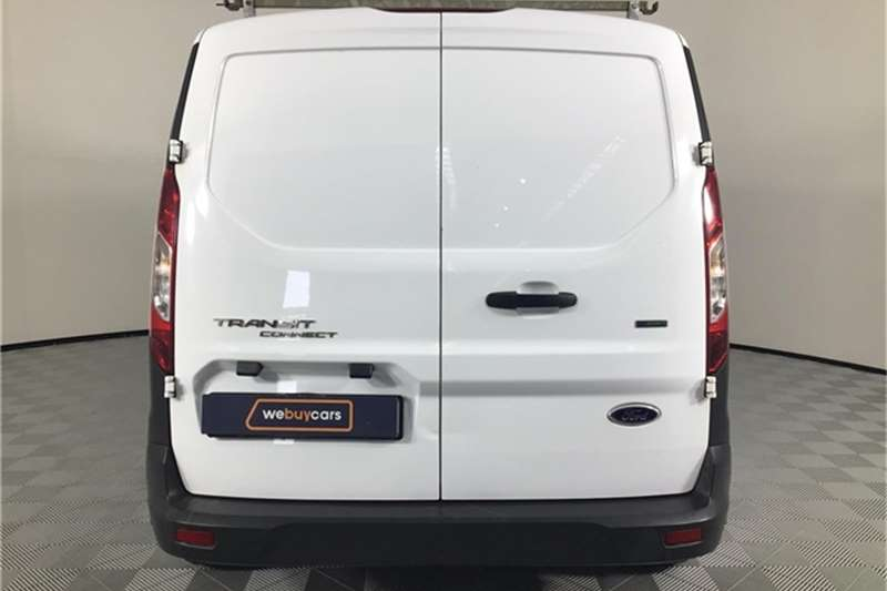 Ford Transit Connect 1.0T SWB Ambiente 2016